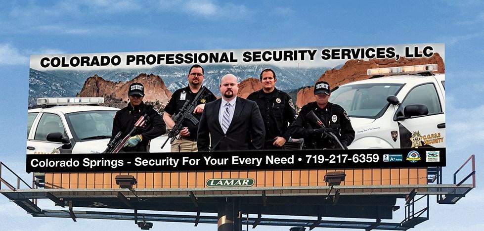 Colorado Professional Security Services, LLC